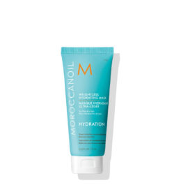 Moroccan Oil Weightless Hydrating Mask 2.53 Oz Travel Size