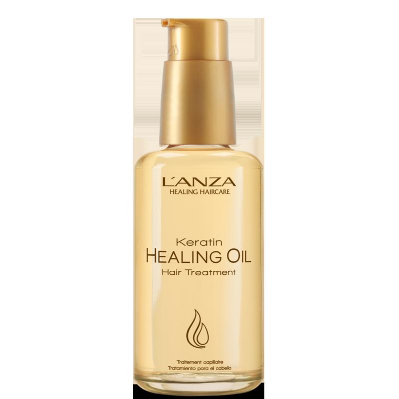 L Anza Keratin Healing Oil Hair Treatment 10ml Aura Hair