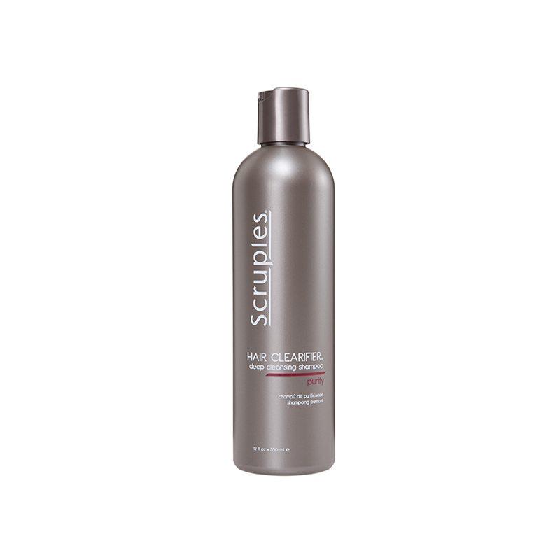 Scruples Hair Clearifier Deep Cleansing Shampoo 12oz