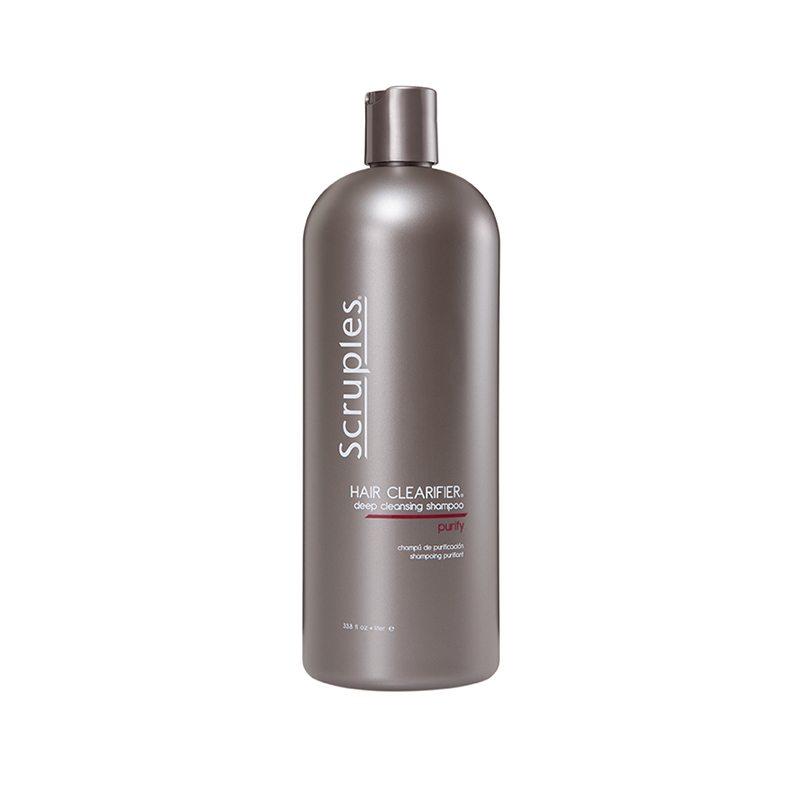 Scruples Hair Clearifier Deep Cleansing Shampoo Litre