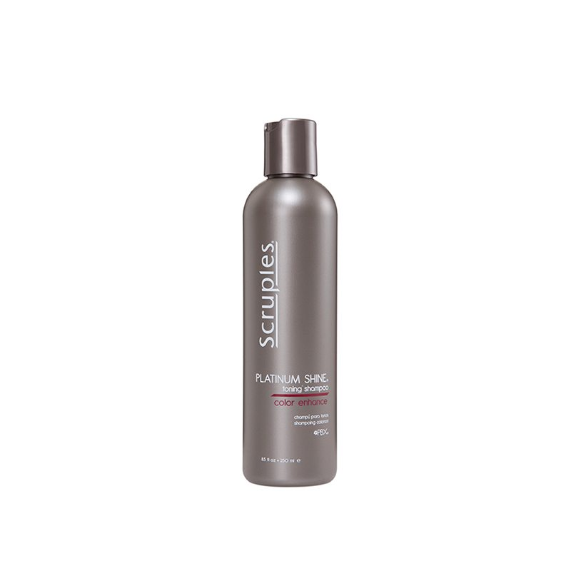 Scruples Platinum Shine Toning Shampoo 8.5oz