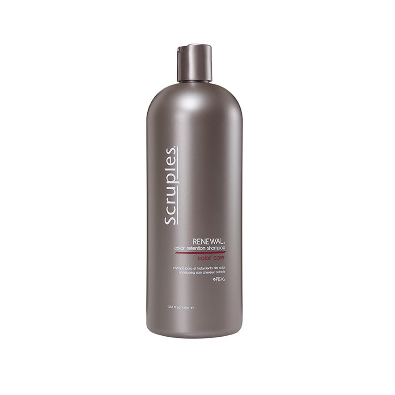 Scruples Renewal Color Retention Shampoo Litre